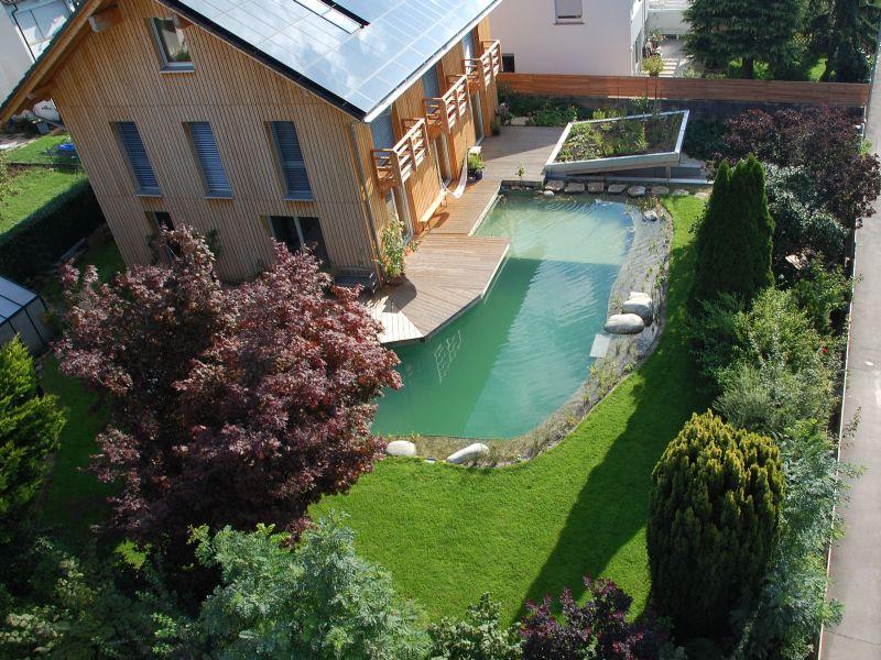Gartenplanung Schwimmteich